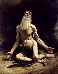 Job by Leon Bonnat (1880)