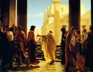 Antonio Ciseri, Ecce Homo (Behold the Man)