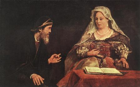 Esther and Mordecai by Aertz de Gelder