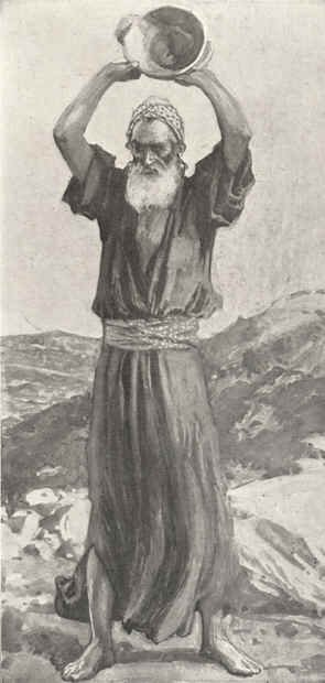 Jeremiah by James Tissot