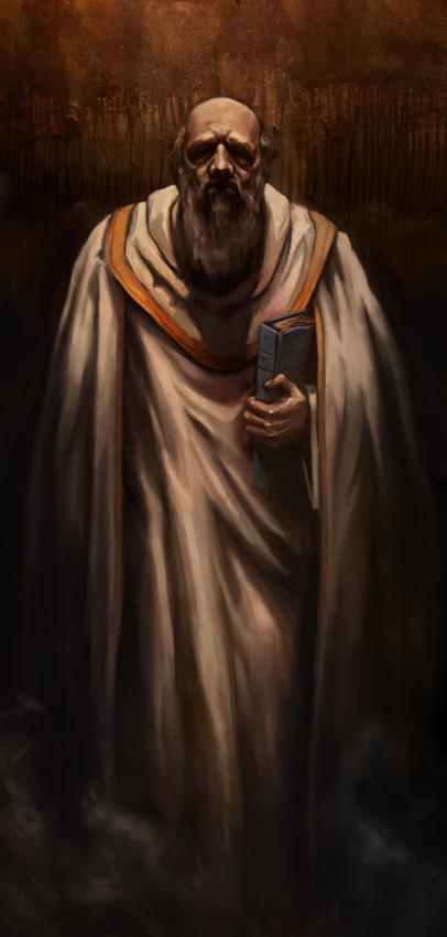 The Prophet (nogard86 at deviantart.com)