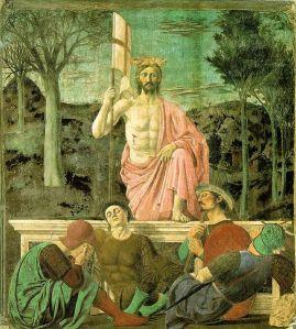 The Resurrection of Christ by Piero della Francesca