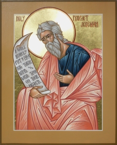 Icon of Jeremiah