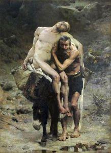 Aime Nicolas Morot, Le bon Samaritain (1880)