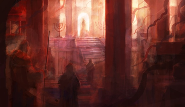 The Temple by Radojavor@deviantart.com