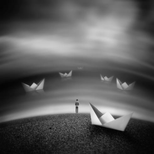 Folded Dreams by PORG at Deviantart.com