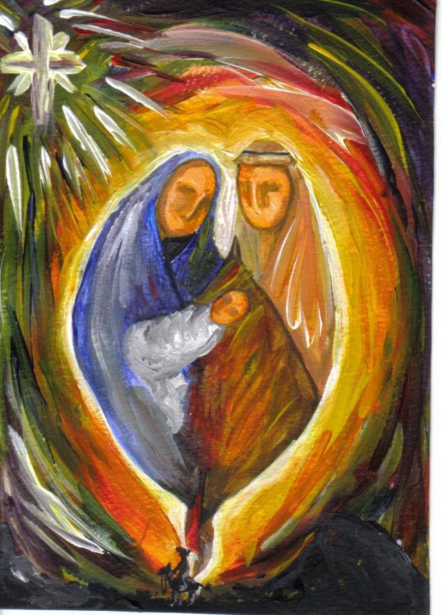 Nativity by Lady Macbeth @deviantart.com
