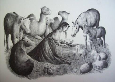 Nativity by Zephyr98@deviantart.com