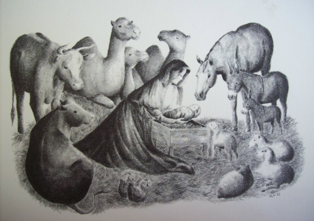 Nativity by Zephyr98@deviantart.com