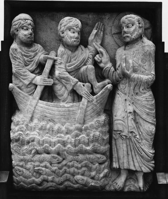Apostle's Call, Relief from Manastery of San Pedro da Roda