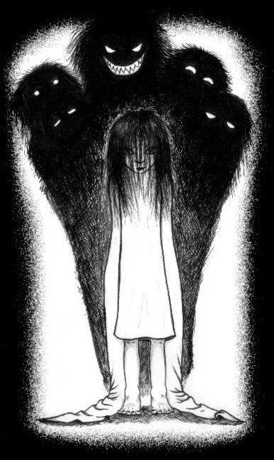 Monsters of the Mind, by Tirby@deviantart.com