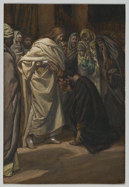 James Tissot, The Disbelief of Saint Thomas (1886-1894)