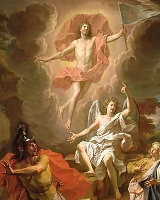 Noel Coypel, The Resurrection of Christ (1700)