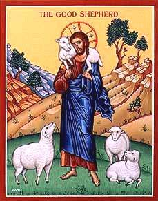 Icon of the Good Shepherd