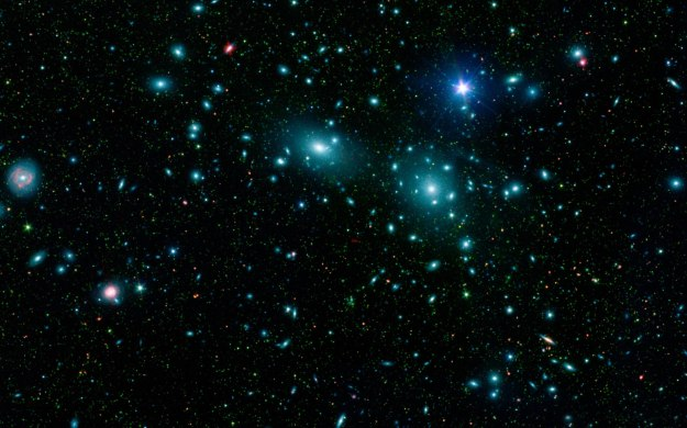 Blue-Stars-In-Space