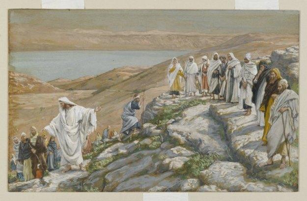 James Tissot, Ordaining the Twelve Apostles (1886-1894)