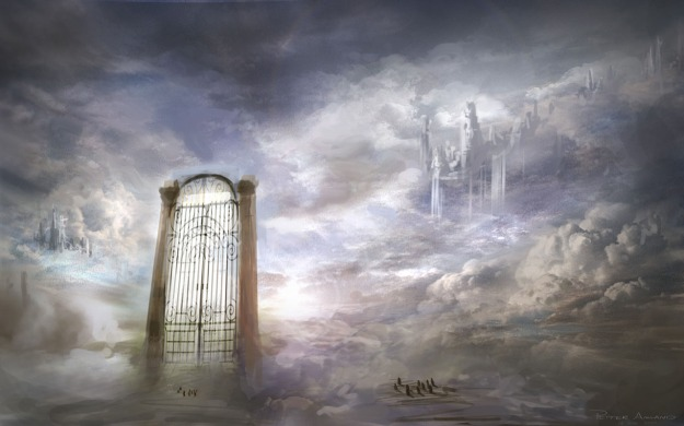 Heaven, by pokepetter@ deviantart.com