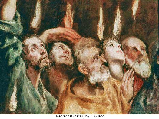El_Greco_Apostles_Pentecost_525