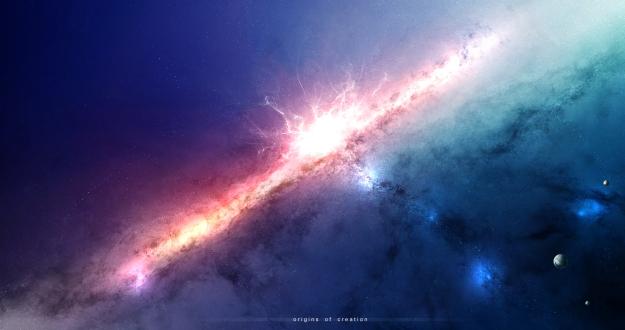 Origins of Creation by nisht@deviantart.com