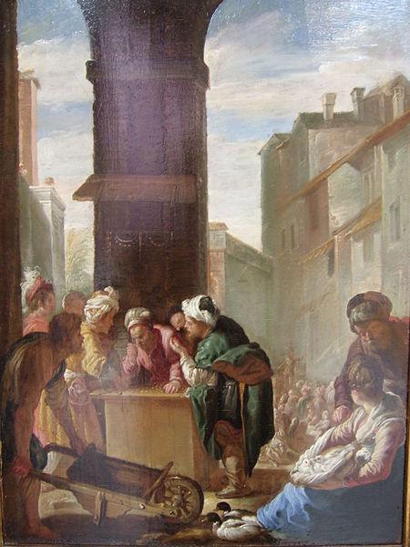 Domenico Fetti, La Perle de grand prix