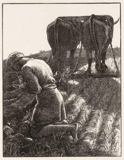 John Everett Millais, The Hidden Treasure, 1864