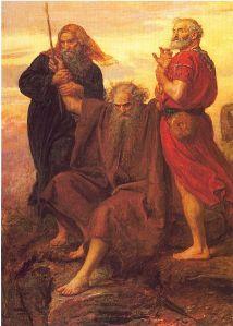 John Everett Millais (1829-1896), Victory O Lord!
