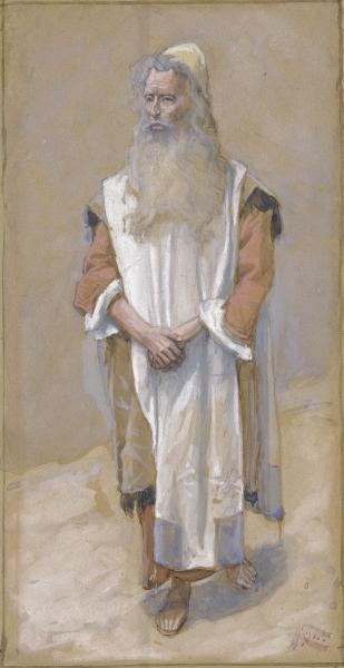 James Tissot, Moses (1896-1902)