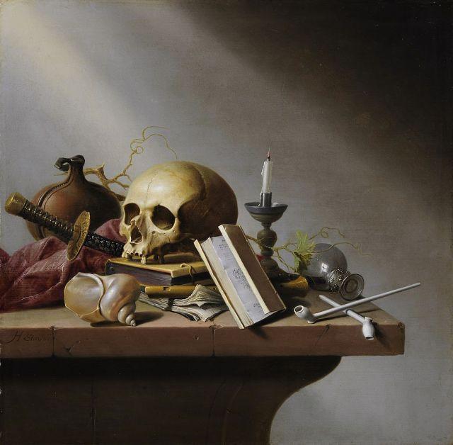 Harmen Steenwijck, Vanitas (1640)