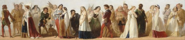 By Unknown artist (manner of Thomas Stothard) - 0QHOMxCB-XDE7Q at Google Cultural Institute maximum zoom level, Public Domain, https://commons.wikimedia.org/w/index.php?curid=22128907