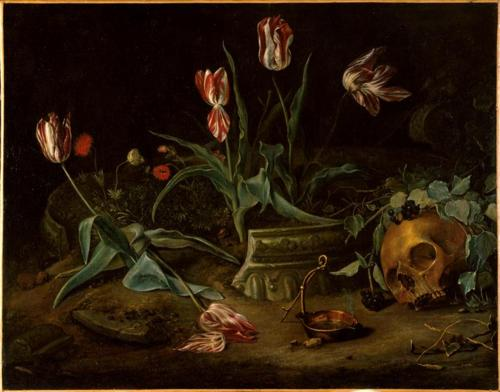 Rachel Ruysch (1664-1750) Vanitas