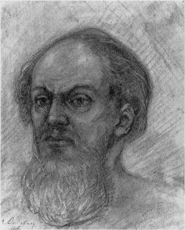 Theo van Doesburg, Moses (1906)